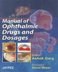 Manual of Ophthalmic Drugs and Dosages PDF