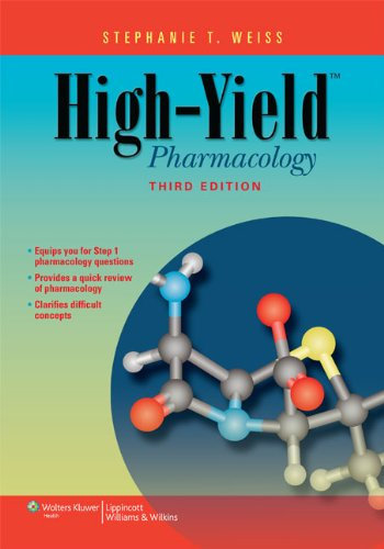 High-Yield™ Pharmacology 3rd Edition PDF