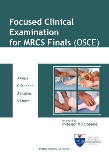 Focused Clinical Examination for MRCS Finals (OSCE) PDF