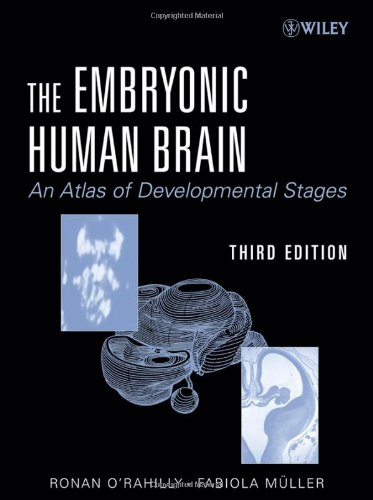The Embryonic Human Brain 3rd Edition PDF