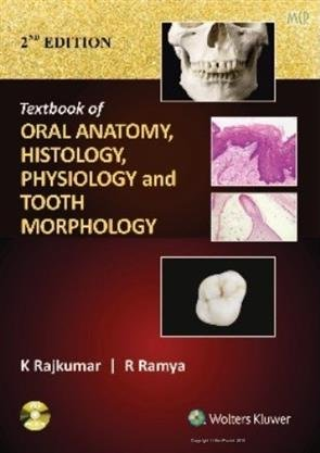 Textbook of Oral Anatomy Physiology Histology and Tooth Morphology 2nd Edition PDF