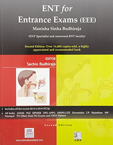 Ent For Entrance Exams 2nd Edition PDF