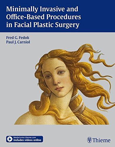Minimally Invasive and Office-Based Procedures in Facial Plastic Surgery PDF