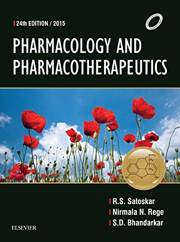 Pharmacology and Pharmacotherapeutics 24th Edition PDF