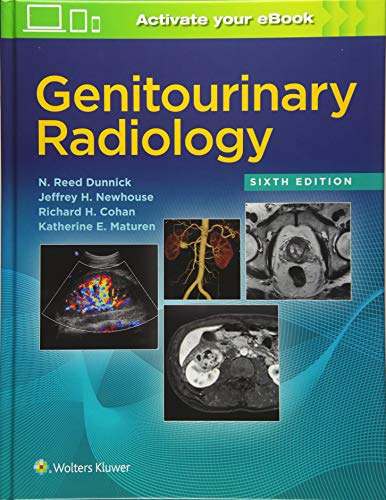 Genitourinary Radiology 6th Edition PDF