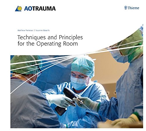 Techniques and Principles for the Operating Room PDF