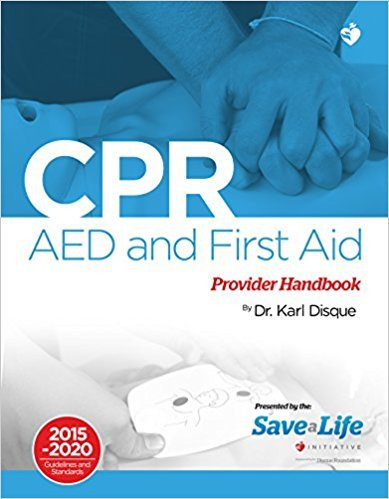 CPR AED & First Aid Provider Handbook PDF