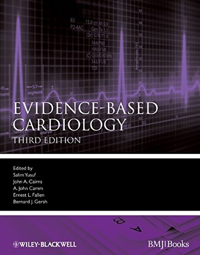 Evidence-Based Cardiology 3rd Edition Bmj PDF