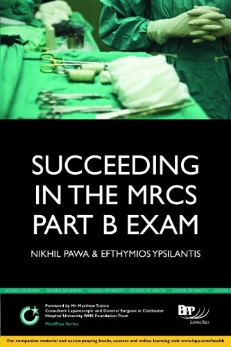 Succeeding in the MRCS Part B Exam PDF