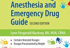 Pediatric Anesthesia and Emergency Drug Guide 2nd Edition PDF
