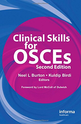 Clinical Skills for OSCEs 2nd Edition  PDF