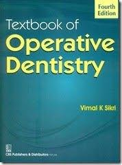 Textbook Of Operative Dentistry 4th Edition PDF