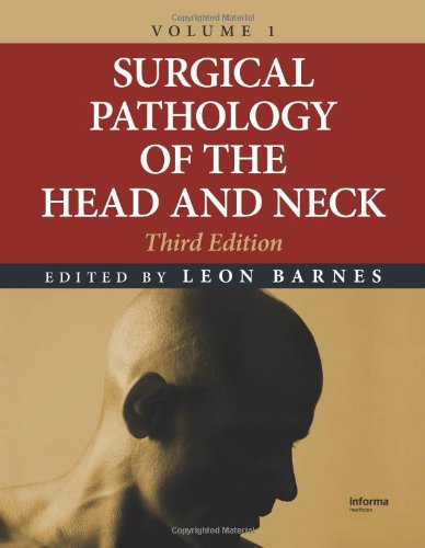 Surgical Pathology of the Head and Neck 3 Volume Set 3rd Edition PDF