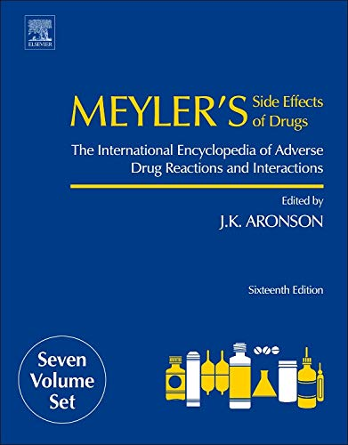 Meyler's Side Effects of Drugs 16th Edition PDF