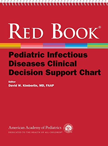 Red Book Pediatric Infectious Diseases Clinical Decision Support Chart PDF