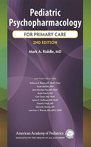 Pediatric Psychopharmacology for Primary Care 2nd Edition PDF