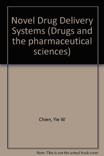 Novel drug delivery systems PDF