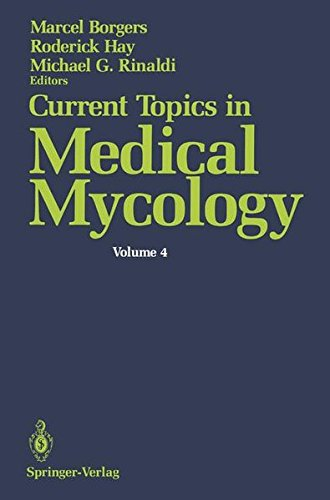 Current Topics in Medical Mycology Volume 4 PDF