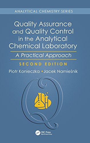 Quality Assurance and Quality Control in the Analytical Chemical Laboratory 2nd Edition PDF