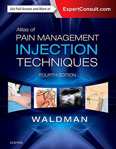 Atlas of Pain Management Injection Techniques 4th Edition PDF