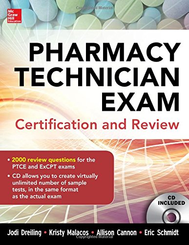 Pharmacy Technician Exam Certification and Review PDF
