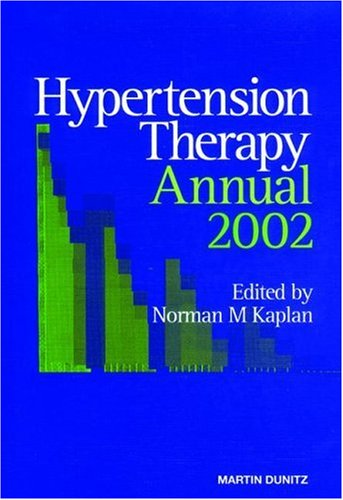 Hypertension Therapy Annual 2002 PDF
