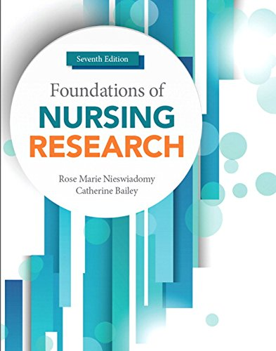 Foundations of Nursing Research 7th Edition PDF