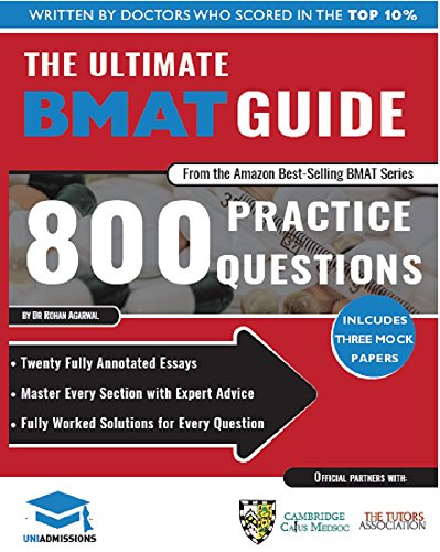 The Ultimate BMAT Guide 800 Practice Questions 2nd Edition PDF
