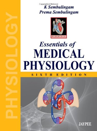 Essentials of Medical Physiology 6th Edition PDF