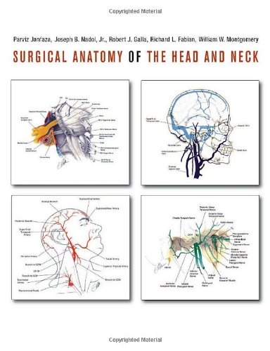 Surgical Anatomy of the Head and Neck PDF