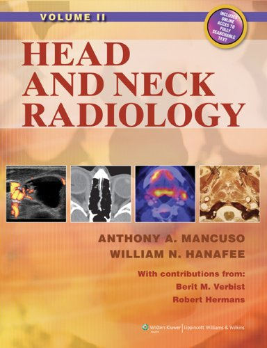 Head and Neck Radiology 2 Volume Set PDF