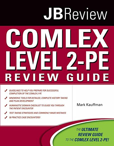 COMLEX Level 2-PE Review Guide PDF