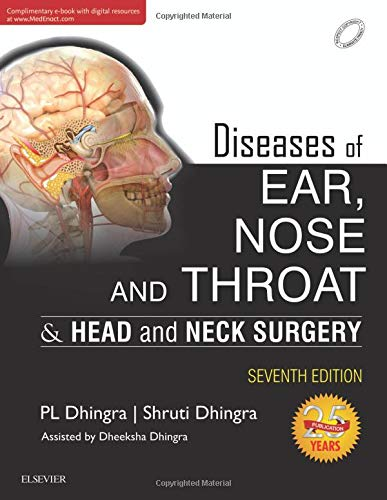 Diseases of Ear Nose and Throat 7th Edition PDF