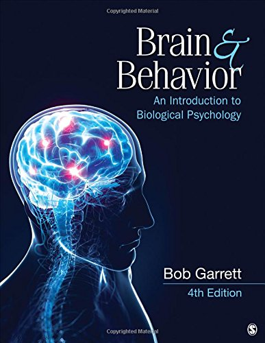 Brain & Behavior An Introduction to Biological Psychology 4th Edition PDF