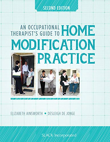 An Occupational Therapist's Guide to Home Modification Practice 2nd Edition PDF