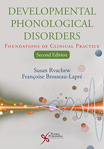Developmental Phonological Disorders 2nd Edition PDF