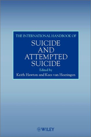 The International Handbook of Suicide and Attempted Suicide PDF