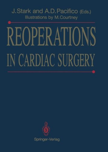 Reoperations in Cardiac Surgery PDF