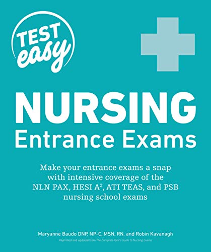 Nursing Entrance Exams (Test Easy) 2nd Edition
