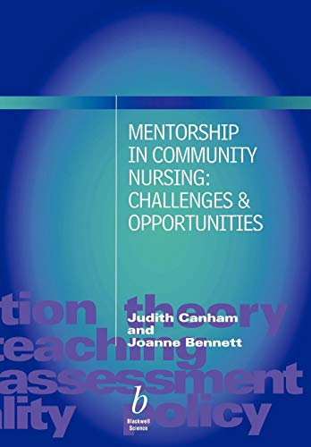 Mentorship in Community Nursing PDF