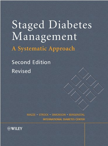 Staged Diabetes Management 2nd Edition PDF
