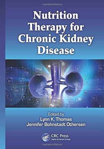 Nutrition Therapy for Chronic Kidney Disease PDF
