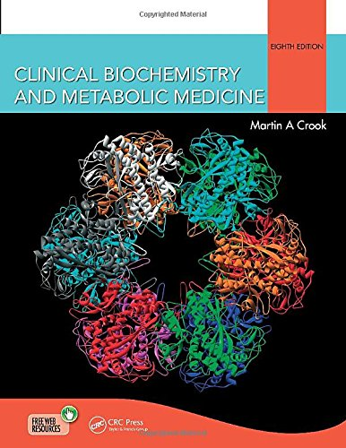 Clinical Biochemistry and Metabolic Medicine 8th Edition PDF