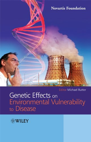 Genetic Effects on Environmental Vulnerability to Disease PDF