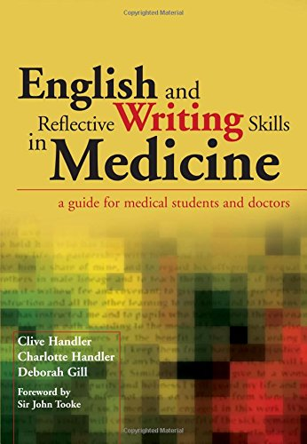 English and Reflective Writing Skills in Medicine PDF