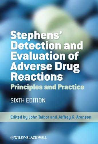 Stephens' Detection and Evaluation of Adverse Drug Reactions PDF