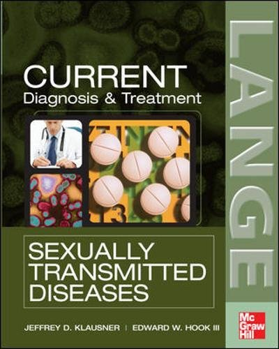 CURRENT Diagnosis & Treatment of Sexually Transmitted Diseases PDF