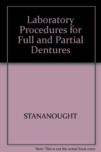 Laboratory procedures for full and partial dentures PDF