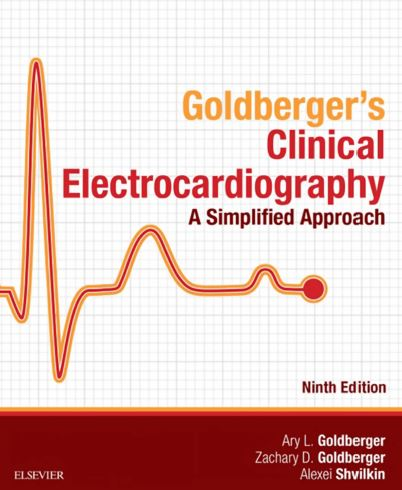 Goldberger's Clinical Electrocardiography 9th Edition PDF