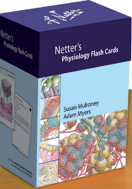 Netter's Physiology Flash Cards PDF